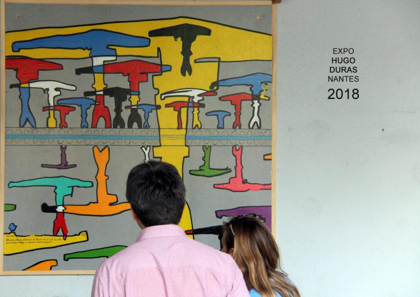 Hugo Duras_Expo_LedruRollin_2018