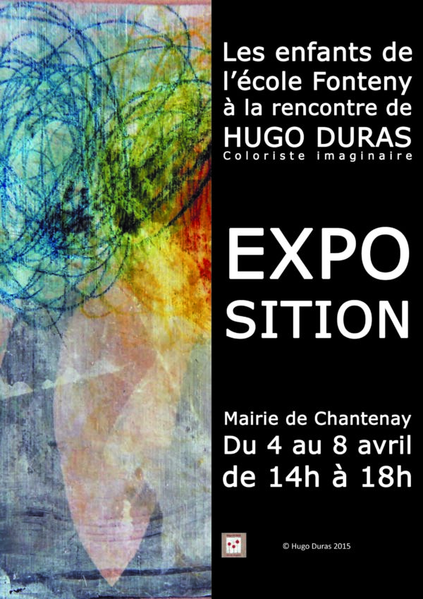 AFFICHES_Fonteny_HugoDuras2015_Nantes