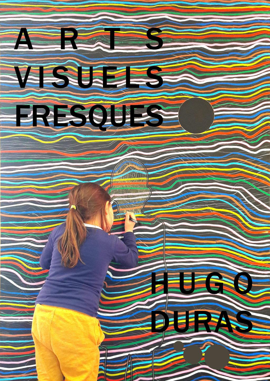 Arts visuels | Fresque – Hugo Duras | Artiste peintre école maternelle