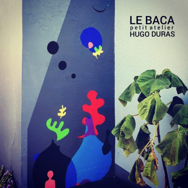 Fresque côté jardin – Hugo Duras (1)