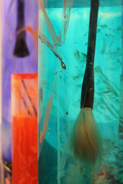 Hugo Duras – Comme un pinceau dans l'eau