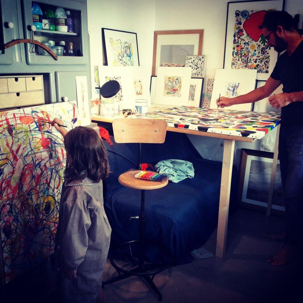 Hugo Duras   artiste   intervenant   petite enfance   écoles
