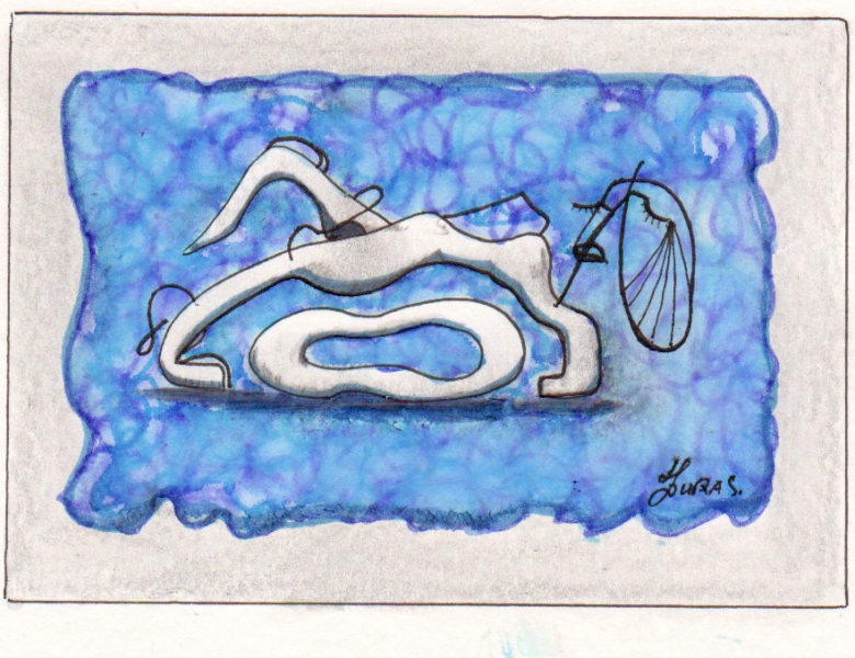La pensée des corps 27-Hugo Duras-2004