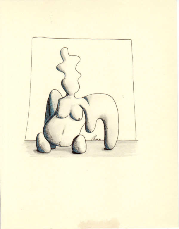 La pensée des corps 19-Hugo Duras-2004