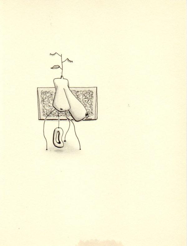 Hugo Duras – La pensée des corps – (21x15cm)