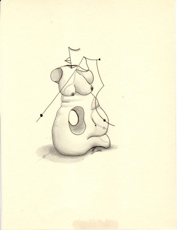 La pensée des corps 07-Hugo Duras-2004