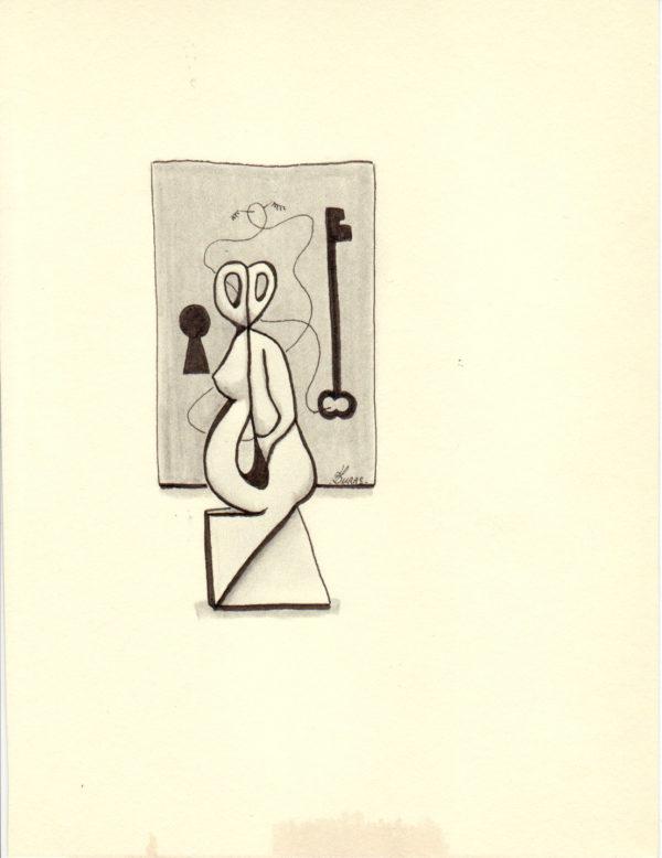 La pensée des corps 04-Hugo Duras-2004