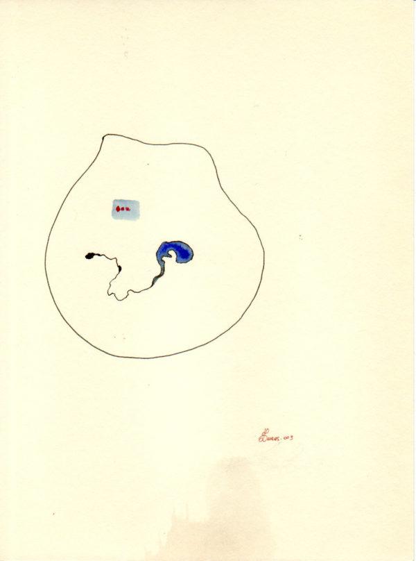 La Pensée des corps-Naissance 03 – Hugo Duras