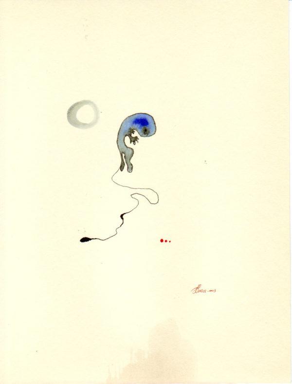 La Pensée des corps-Naissance 05 – Hugo Duras