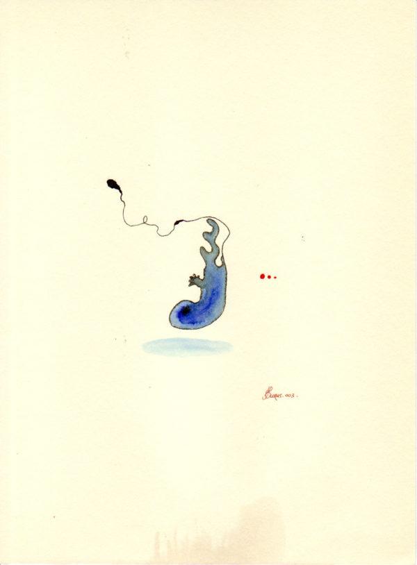 La pensée des corps-Naissance 06 – Hugo Duras