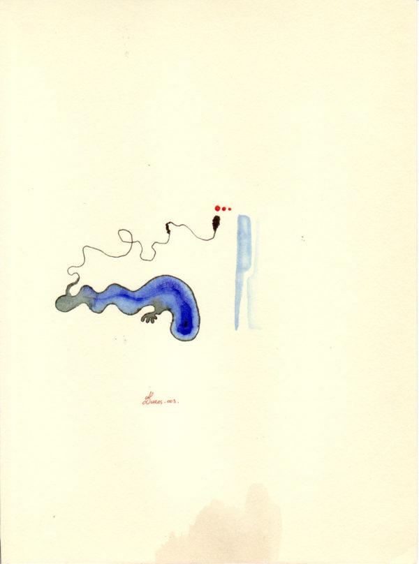 La Pensée des corps-Naissance 07 – Hugo Duras