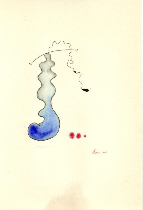 La Pensée des corps-Naissance 09 – Hugo Duras