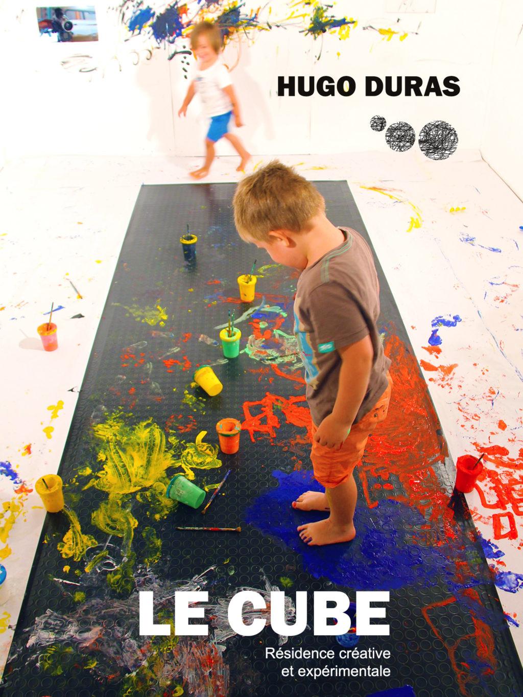 LeCUBE | performance expérimentale et créative petite enfanceHugo Duras_2016