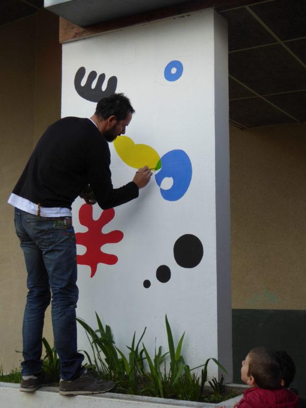 Hugo Duras – Art à l'école