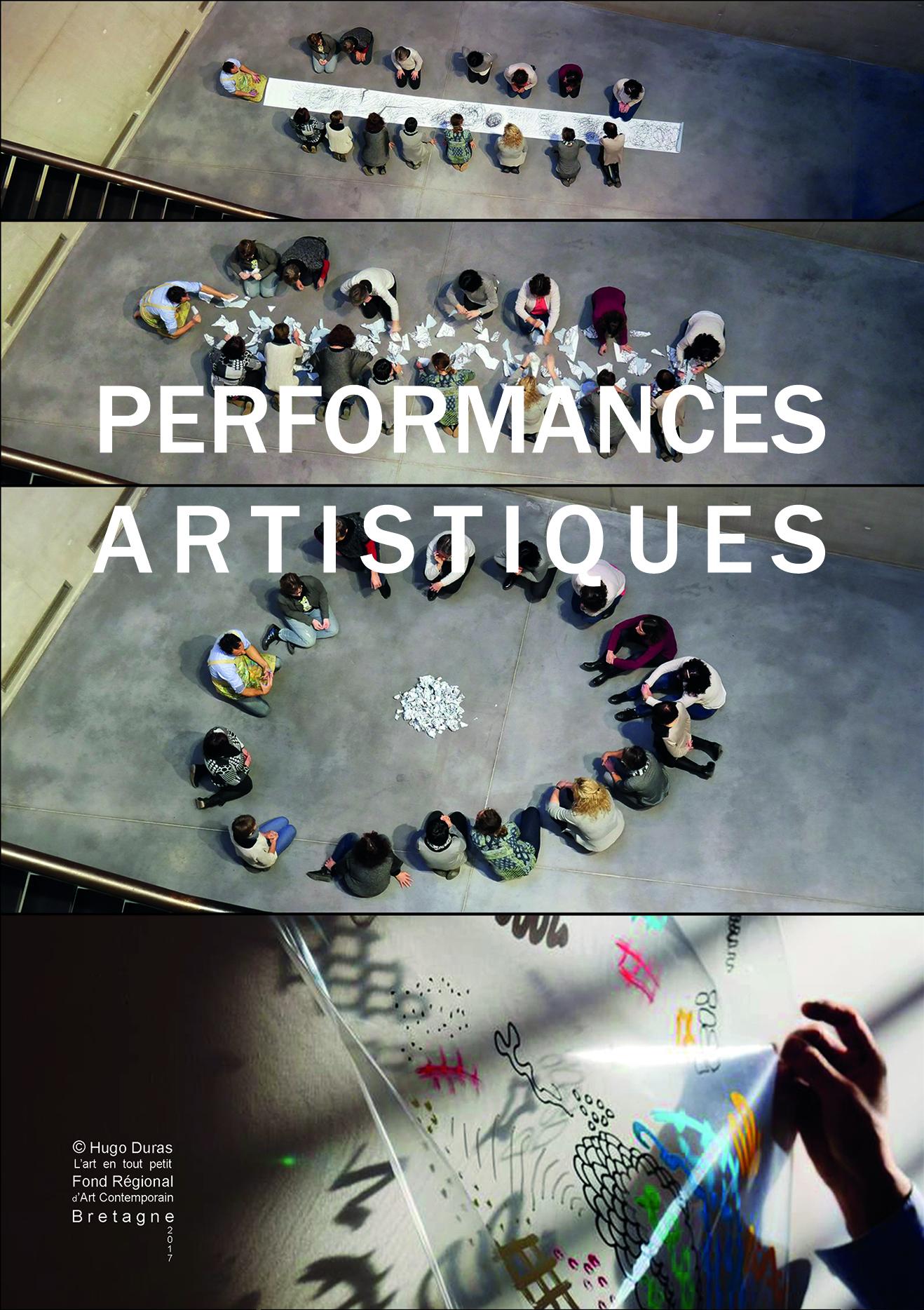 PERFORMANCES ARTISTIQUES et participatives