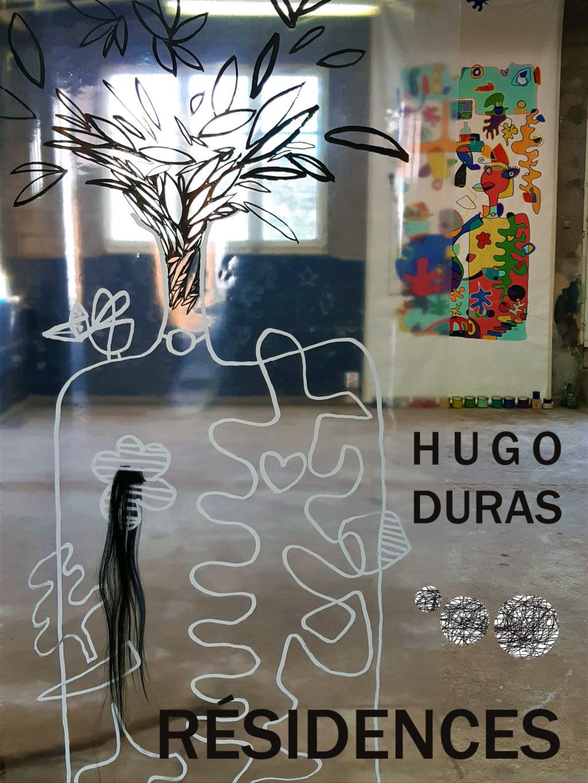 Résidence artistique Hugo Duras artiste peintre | Nantes – France