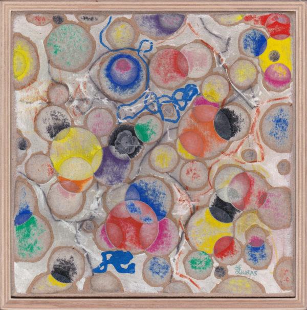 Jardin abstrait 05 (22×22)